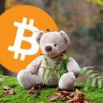 Bitcoin (BTC) Update: Zakt koers door afnemend volume naar $8.700?