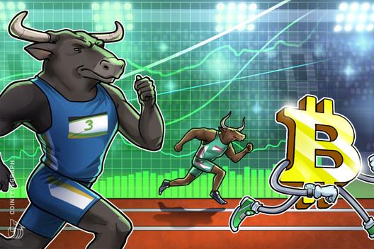 Bitcoin Hash Ribbon Signal Confirms 'Great Bull Run,' Says Analyst