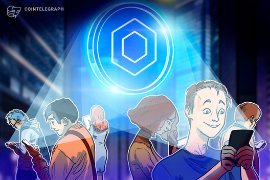 Chainlink Integrates With Social Network Led by Distributed Computing Pioneer