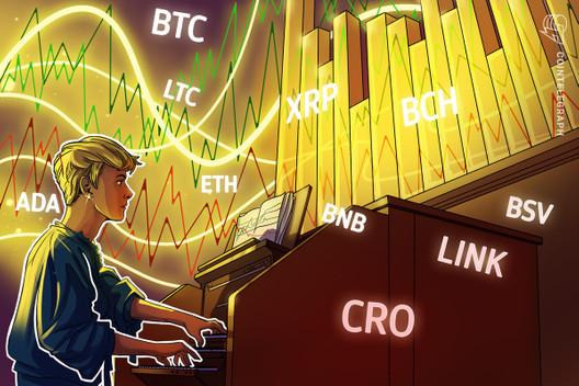 Price Analysis 7/24: BTC, ETH, XRP, BCH, BSV, ADA, LTC, BNB, CRO, LINK