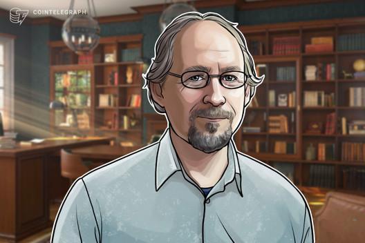 Blockstream's Adam Back Slams Ethereum as a Ponzi-Scheme