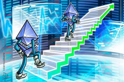 Ethereum Price Hits 2-Year High as ETH Futures Open Interest Tops $1.5B