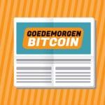 Goedemorgen Bitcoin: 'BTC naar $50.000 door wantrouwen banken'
