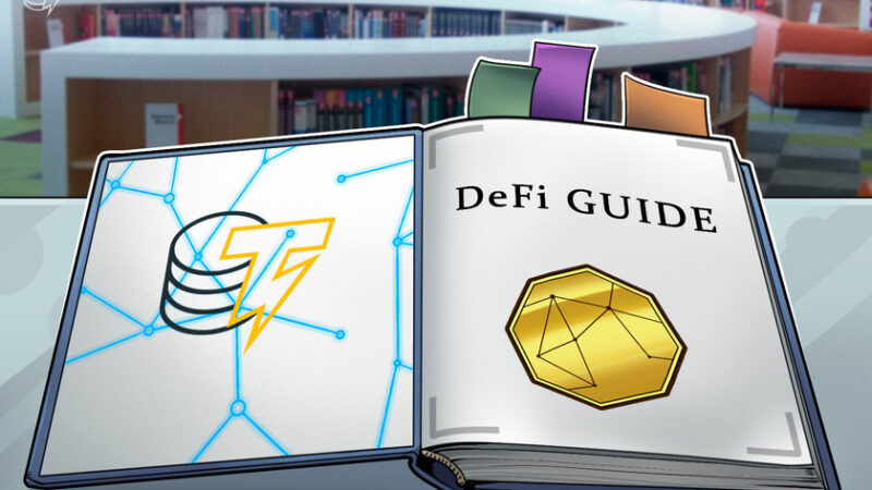 Cointelegraph Consulting releases DeFi Guide to increase wider adoption