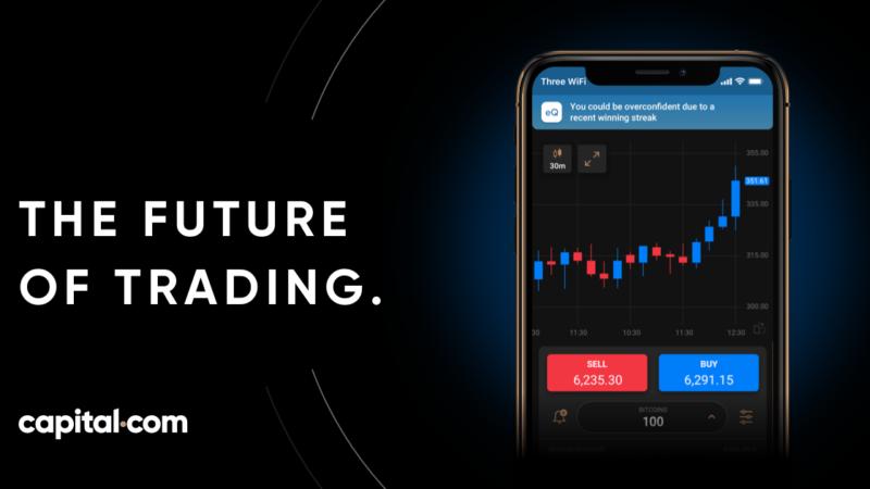 Capital.com: gemakkelijk en snel beleggen met CFD's