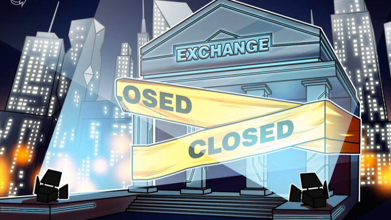 DragonEx crypto exchange considering shutdown amid OKEx 'crisis of trust'