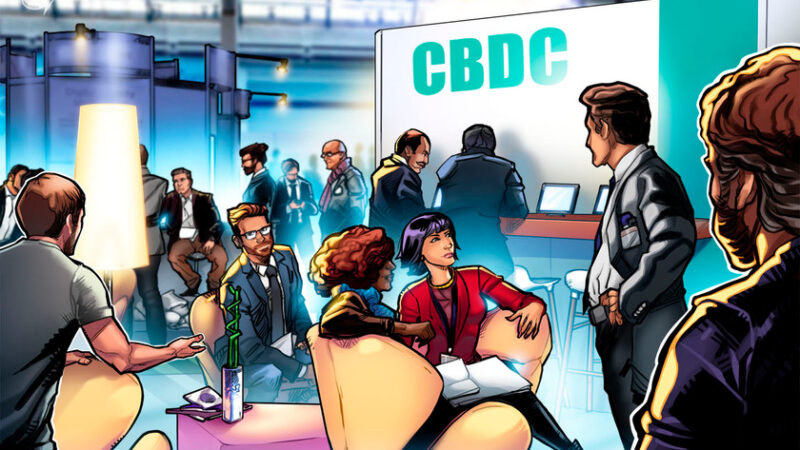 Leaders of global CBDC projects talk shop in panel today