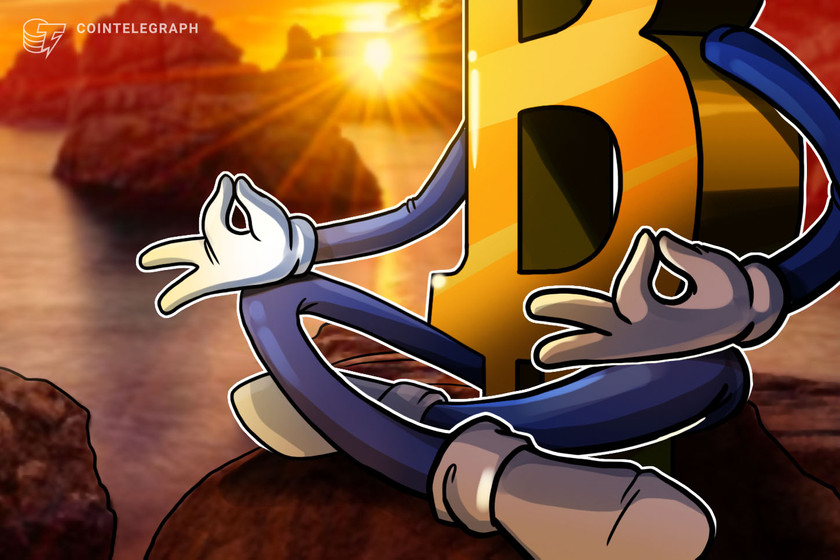 Sharp Bitcoin price move brewing as BTC volatility falls to a 16-month low
