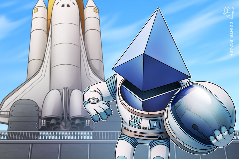 ETH 2.0 set to launch Dec. 1 after late surge in deposits