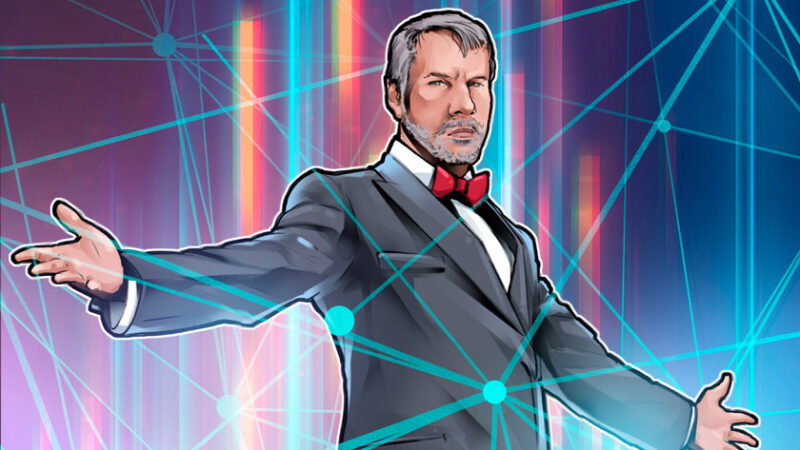 MicroStrategy CEO offers to share his Bitcoin playbook with billionaire Elon Musk