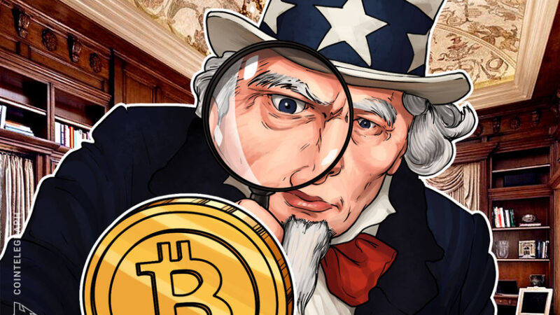 Senator-elect wants to spread Bitcoin awareness in the US government