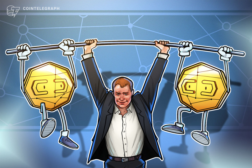 Aave and Chainlink hit new highs as Bitcoin price fights to hold $32K