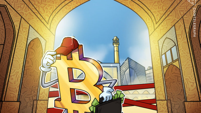 Amid blackouts and police raids, Iran weighs benefits of Bitcoin mining
