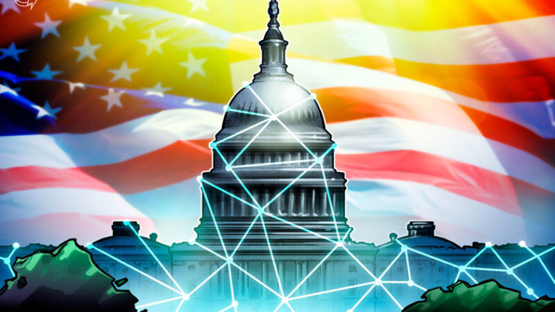 "Bill seeks to create office to ""coordinate"" Federal use of blockchain tech"