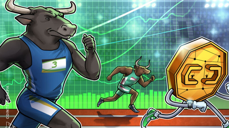 Bitcoin bulls buy BTC's $35K support restest as altcoins push higher