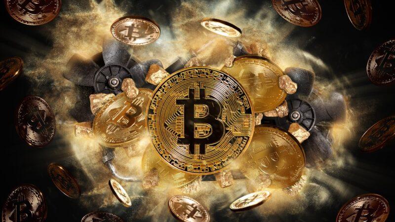 Bitcoin koers kan exploderen als Amerika besluit $3 biljoen bij te drukken