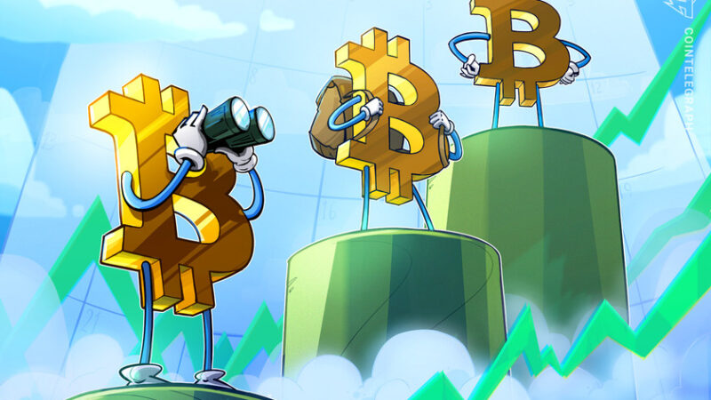 Bitcoin open interest hits $8.8B as 45% of BTC options expire in 2 weeks