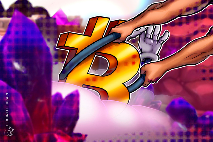 Bitcoin's biggest mining pool may be behind the BTC price drop, but buyers stepped in