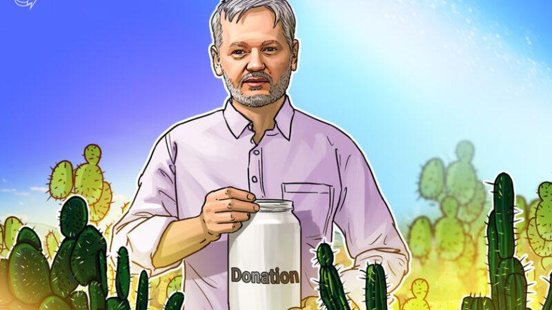 Crypto users donate $400K to Julian Assange defense as Mexico proposes asylum