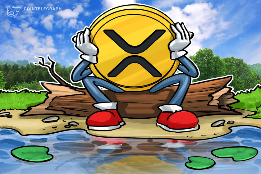 Grayscale Investments liquidates all of its XRP … while it still can