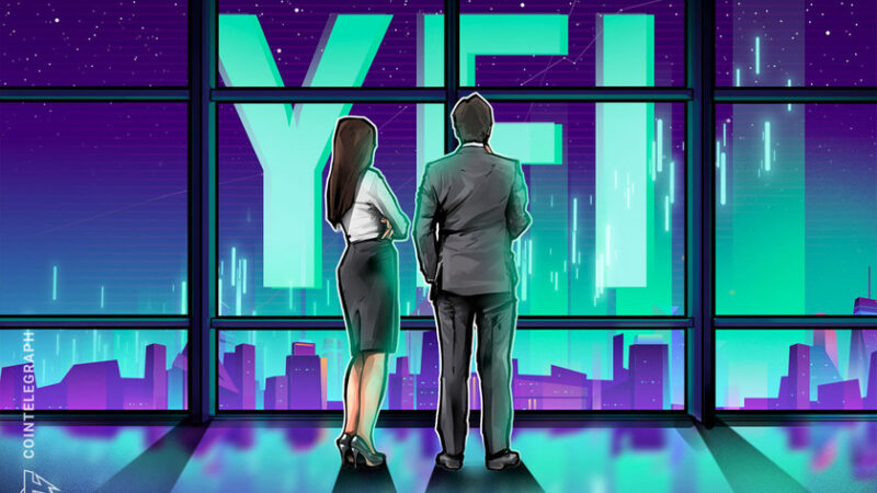 Yearn.finance eyes new all-time high — Can YFI price reach the next $66K target?