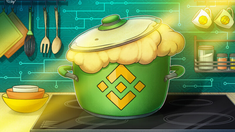 Binance Coin sets new all-time high amid skyrocketing activity on BSC