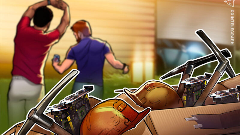 Bitcoin miners are hodling while long-term investors take profits