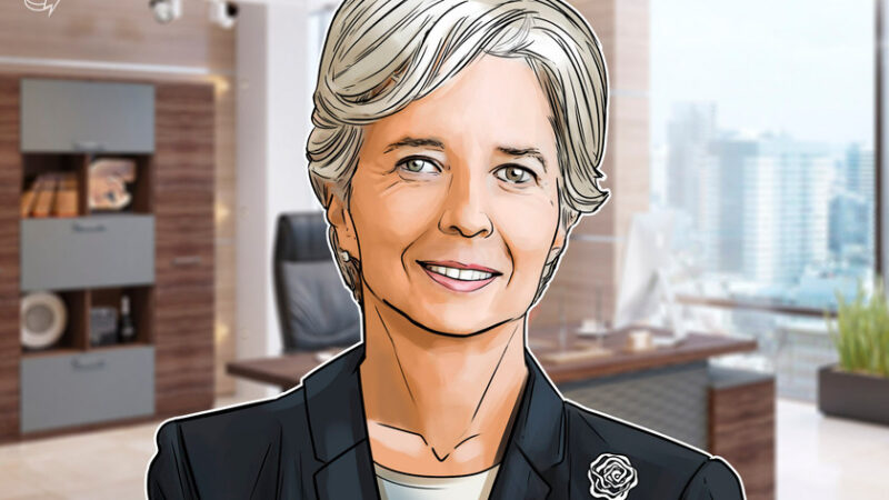 ECB's Lagarde says central banks holding Bitcoin is 'out of the question'