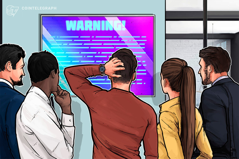 Swedish regulators warn consumers against crypto as markets tumble