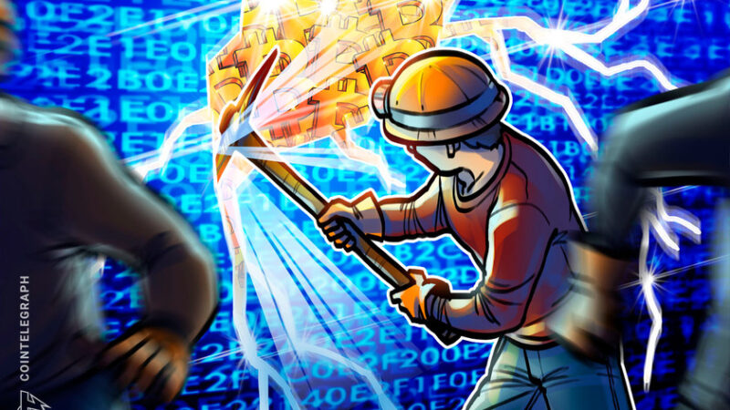 Australian green energy Bitcoin mining firm doubles pre-IPO funding round