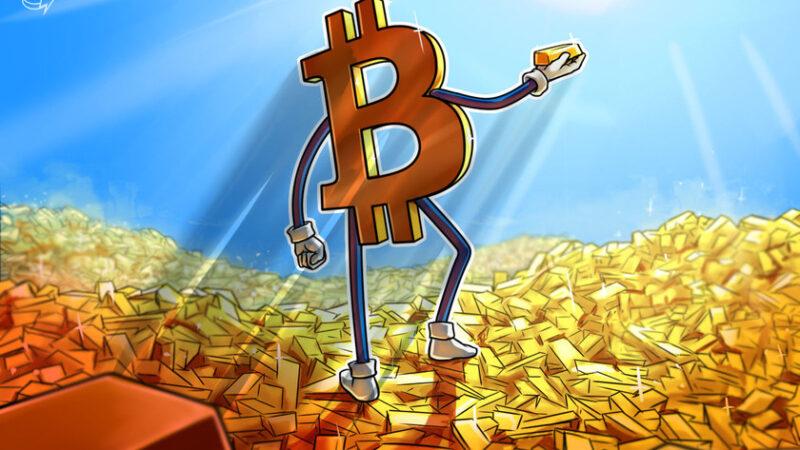 Bitcoin is technology but gold 'is dead,' Mark Cuban tells Peter Schiff