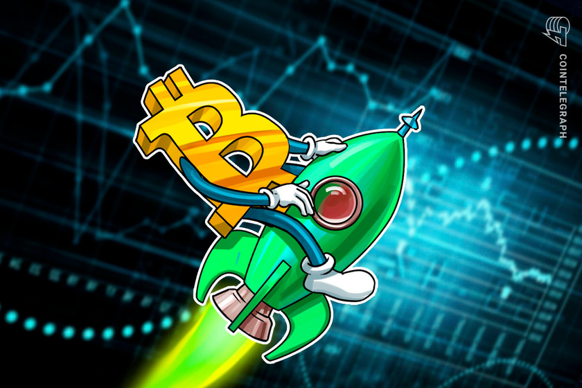 Bull flag breakout sets a $55,000 target for Bitcoin price