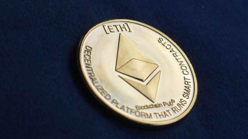 Ethereum koers maakt zich klaar voor $2.500