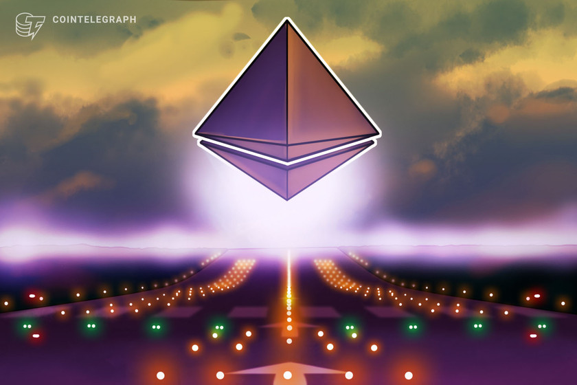 Matic, xDAI (STAKE) and Loopring (LRC) rally as Ethereum gas fees rise