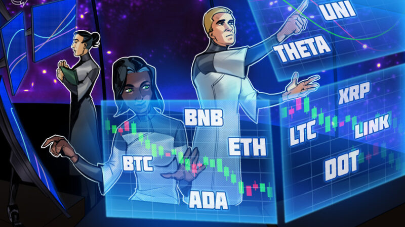 Price analysis 3/24: BTC, ETH, BNB, ADA, DOT, XRP, UNI, THETA, LTC, LINK