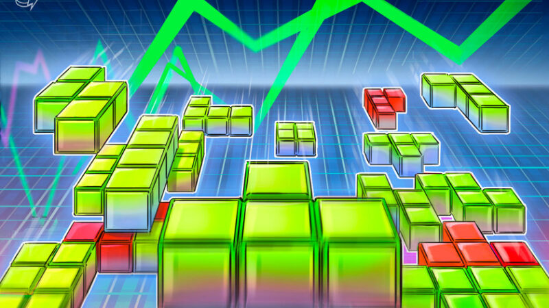 Theta, Aavegotchi (GHST) hit new highs as Bitcoin price chases after $50K