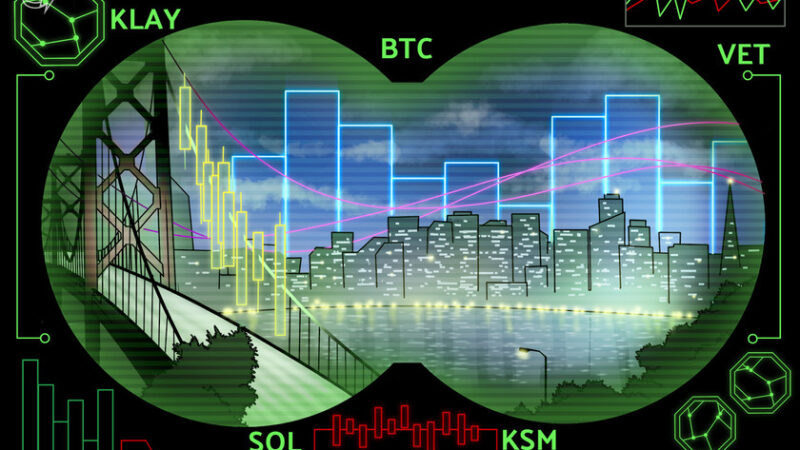Top 5 cryptocurrencies to watch this week: BTC, KLAY, VET, SOL, KSM