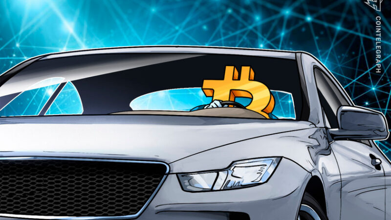 You can now buy a used Hyundai with Bitcoin, not just a Lambo