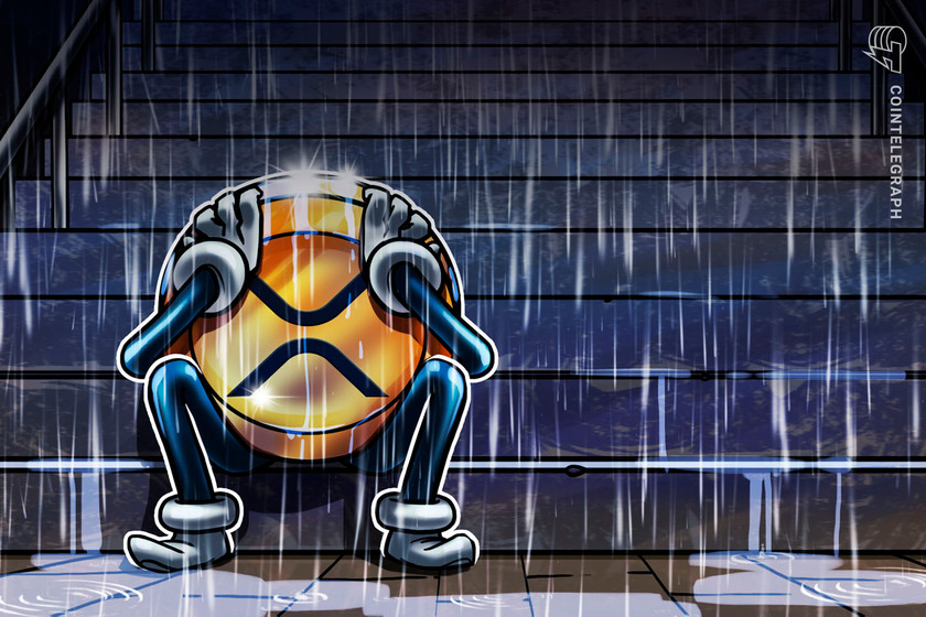 $420M in leveraged long traders liquidated after XRP rallies to $1.96
