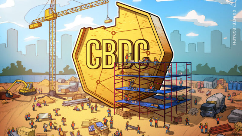 Bahamas ranked first for retail CBDC development, according to PwC