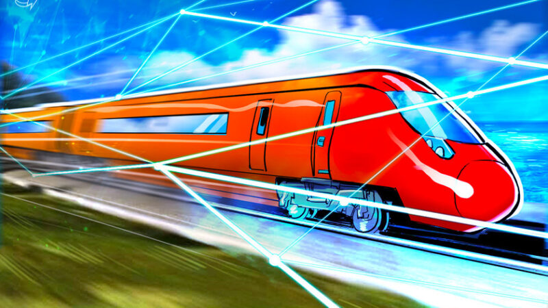 Blockchain provides major boost to speed of China-Europe rail trade