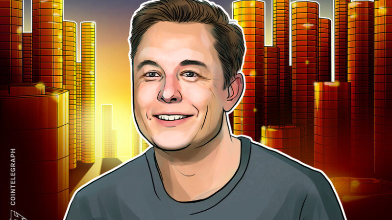 Did Elon Musk's 'jet fuel' set GameStop (and Bitcoin) ablaze?