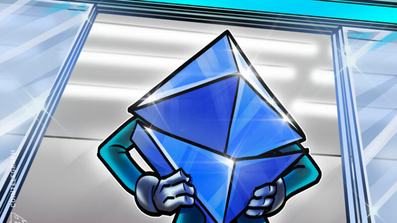 Ether hits new all-time high above $2,200 hours ahead of Berlin hard fork