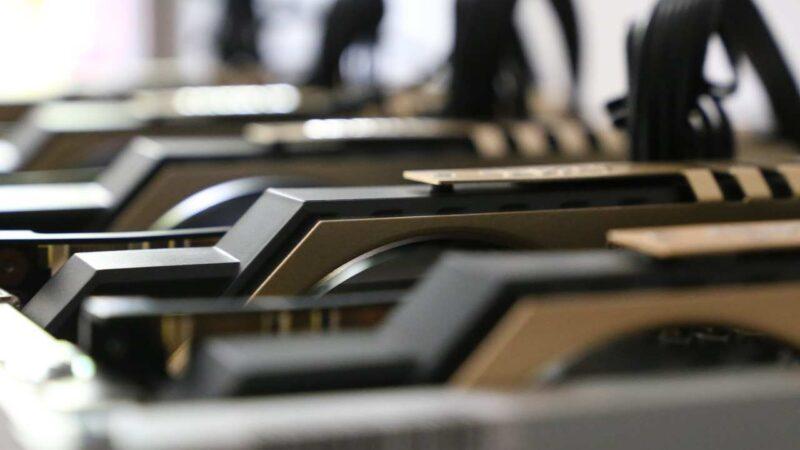 Nvidia verwacht $150 miljoen omzet van nieuwe cryptocurrency mining processor (CMP)