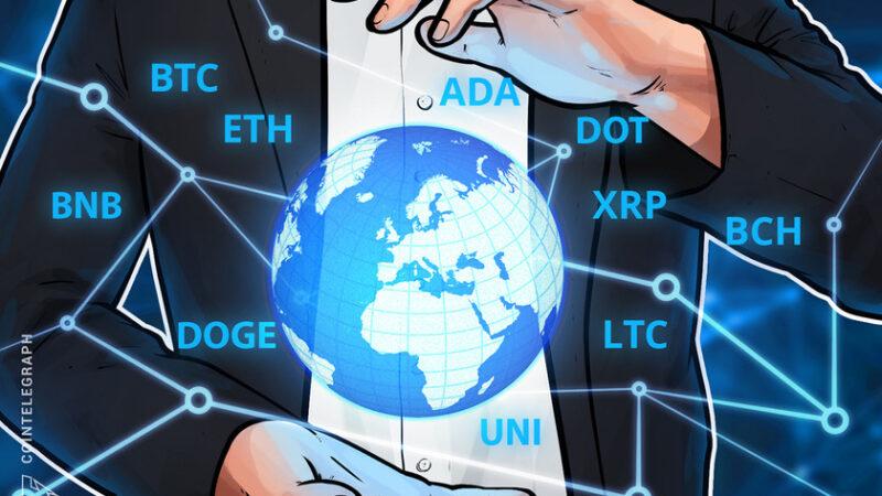 Price analysis 4/23: BTC, ETH, BNB, XRP, DOGE, ADA, DOT, UNI, LTC, BCH