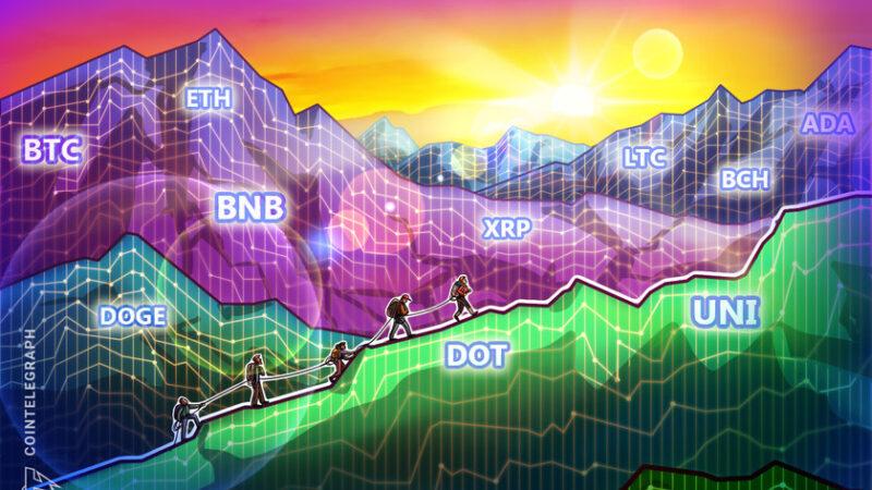 Price analysis 4/30: BTC, ETH, BNB, XRP, ADA, DOGE, DOT, UNI, LTC, BCH