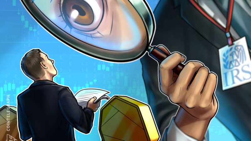 Binance is reportedly under investigation from IRS and Justice Department