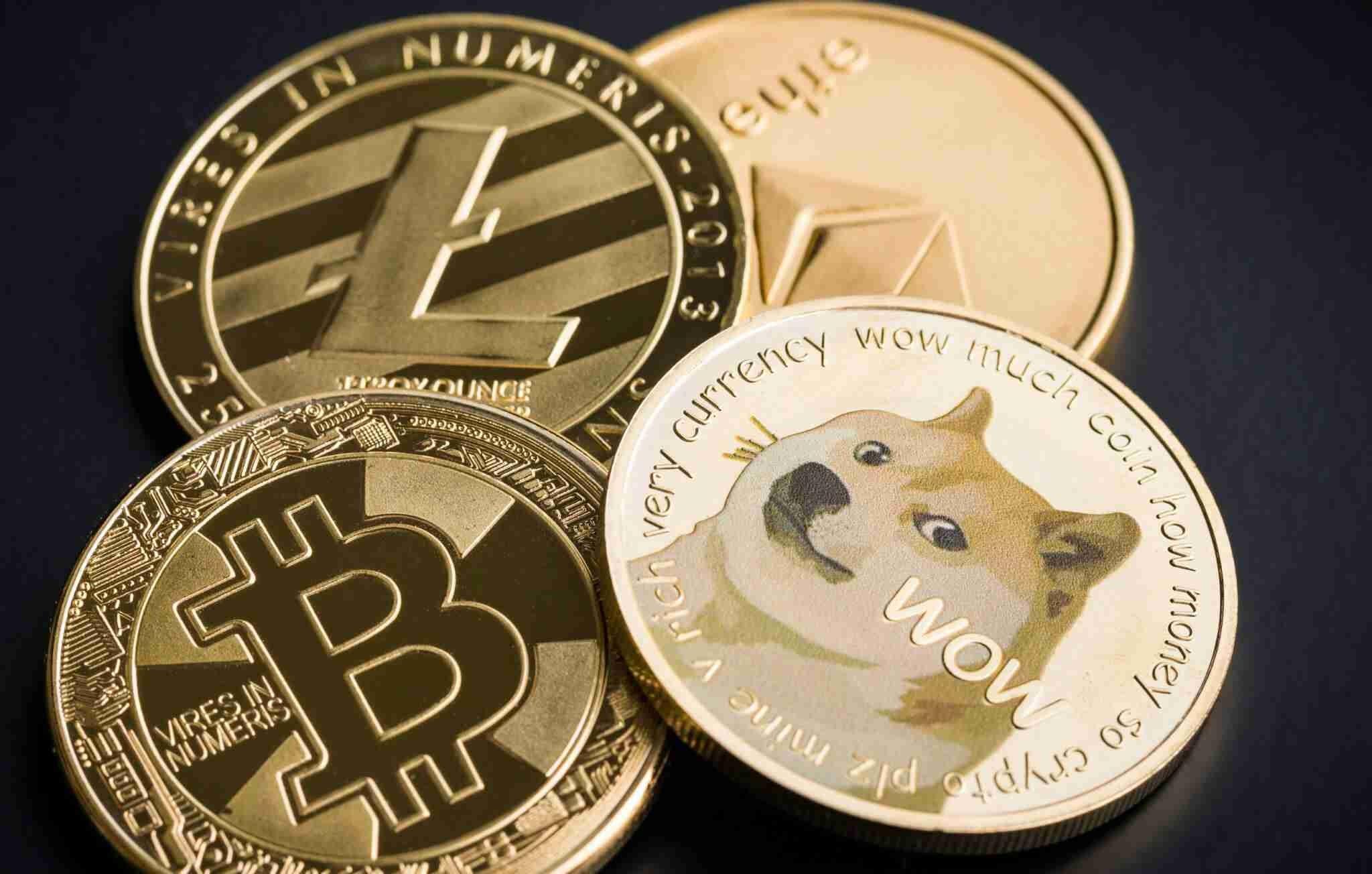 Bitcoin, Ethereum, Dogecoin, wie wordt de winnaar?
