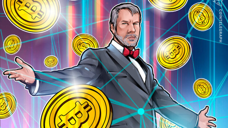 Bitcoin whale MicroStrategy buys additional 271 BTC