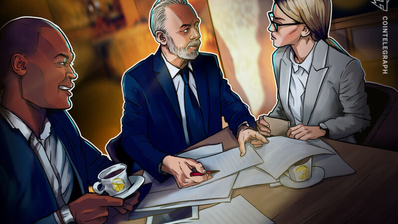 Blockchain will thrive once innovators and regulators work together